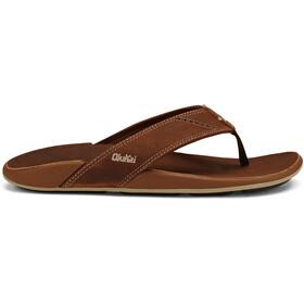 OluKai Nui Sandals Men rum/rum